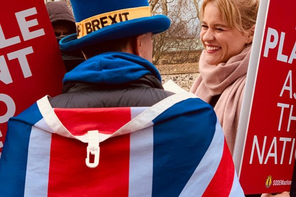 EPAL Europaletten als Brexitpaletten