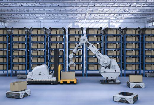 Logistik-Automatisierung im Pandemie-Umfeld - Priotic klärt auf!