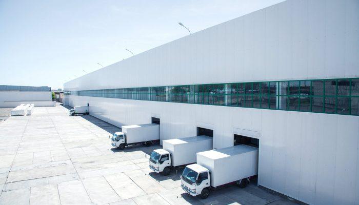 tourenplanung Containerlogistik mit Gts Systems