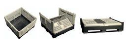 klappbare smartboxen transportlogistik - cargoplast mieten oder kaufen
