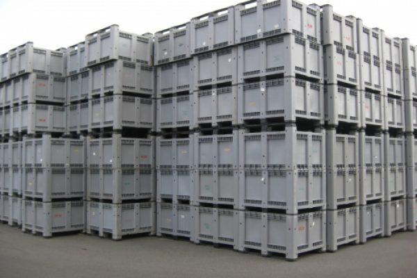 gebrauchte kunststoffkisten von cargoplast