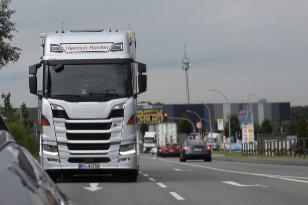 LKW Fahrer Jobs